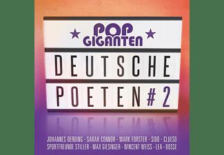 VARIOUS - Pop Giganten-Deutsche Poeten 2  - (CD)