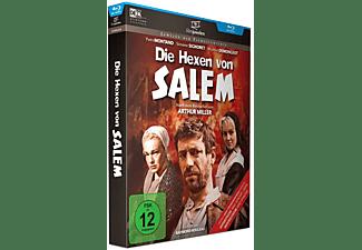 Die Hexen von Salem (Hexenjagd) Blu-ray