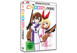 Chidori – Rifle is Beautiful – Gesamtausgabe DVD