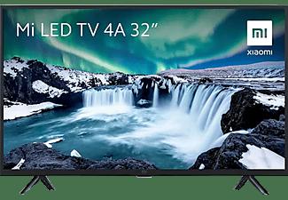 "TV LED 32"" - Xiaomi Mi TV 4A, HD, Quad Core, BT, Android TV, PatchWall, Google Assistant, Chromecast, Negro"