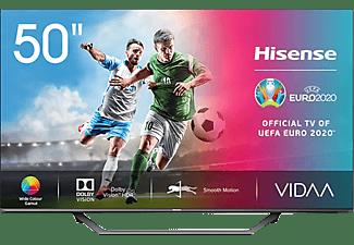 "TV LED 50""- Hisense 50A7500F, UHD 4K, VIDAA U 4 , SmartTV, Dolby Vision, HDR10+, Modo Game, Wide Colour Gamut"