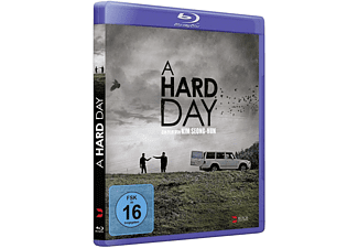A Hard Day Blu-ray
