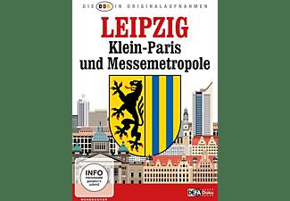 Die DDR In Originalaufnahmen-Leipzig DVD