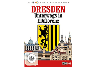 Die DDR In Originalaufnahmen-Dresden DVD
