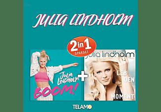 Julia Lindholm - 2 in 1  - (CD)