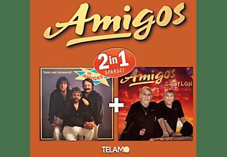 Die Amigos - 2 in 1  - (CD)