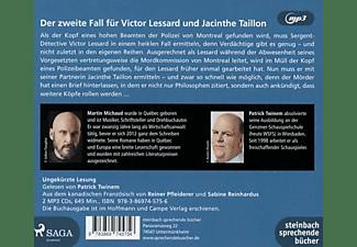 Patrick Twinem - Durch Die Tore Des Todes  - (CD)