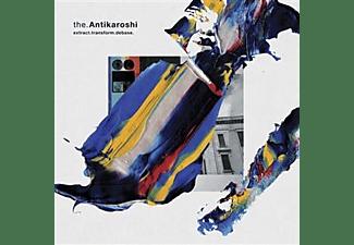 The Antikaroshi - Extract.Transform.Debase.  - (LP + Bonus-CD)