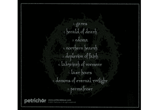 Edoma - IMMEMORIAL EXISTENCE  - (CD)