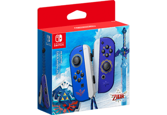 NINTENDO Switch Joy-Con 2er-Set Zelda Skyward Sword HD Edition Controller Blau