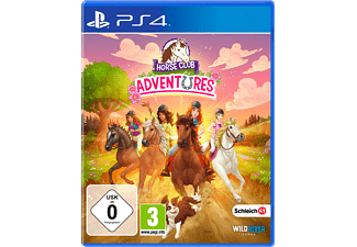 Horse Club Adventures - [PlayStation 4]