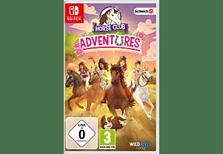 Horse Club Adventures - [Nintendo Switch]