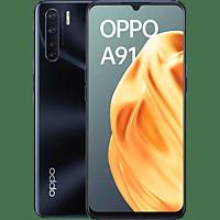 "Móvil - OPPO A91, Negro, 128 GB, 8 GB, 6.4 "" Full HD+, Mediatek Helio P70, 4025 mAh, Android"