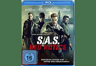 SAS:Red Notice Blu-ray