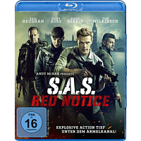 SAS:Red Notice Blu-ray