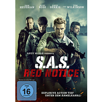 SAS:Red Notice DVD