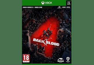 Xbox Series X - Xbox One Back 4 Blood