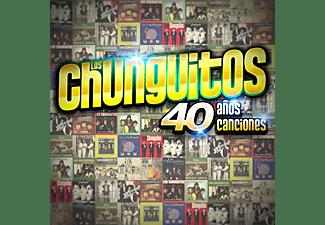 Los Chunguitos - 40 años, 40 canciones - 2 CD