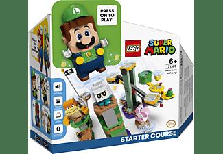 LEGO Super Mario: Abenteuer mit Luigi – Starterset Bauset, Mehrfarbig