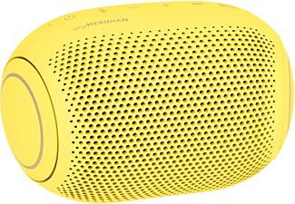 LG PL2S XBOOM GO Bluetooth Lautsprecher, Sour Lemon