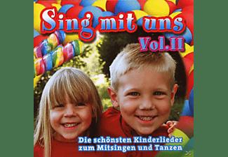 VARIOUS - Sing Mit Uns Kinderlieder 2  - (CD)