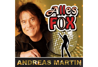 Andreas Martin - Alles Fox  - (CD)