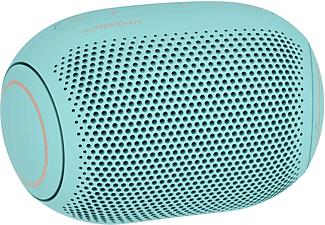 LG PL2B XBOOM GO Bluetooth Lautsprecher, Ice Mint