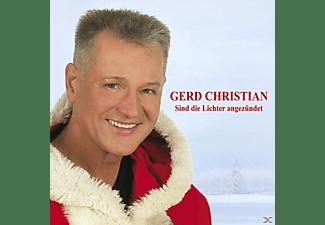 Gerd Christian - Sind Die Lichter Angezündet  - (CD)