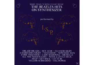 I.S.P. - Beatles Hits On Synthesizer  - (CD)