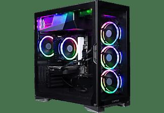 CAPTIVA R57-192, Gaming PC mit Ryzen 7 Prozessor, 16 GB RAM, 500 GB SSD, 1 TB HDD, GTX 1660 Super 6GB, 6 GB