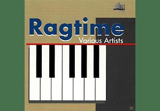VARIOUS - Ragtime  - (CD)