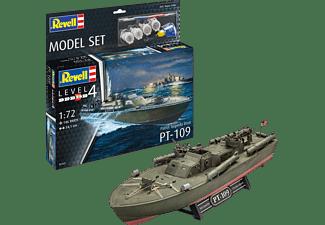 REVELL 65147 MODEL SET PATROL TORPEDO BOAT PT-109 Modellbausatz, Mehrfarbig
