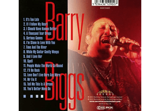 Barry Biggs - I've Got It Covered  - (CD)
