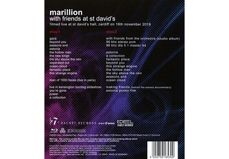 Marillion - With Friends At St David's  - (Blu-ray)