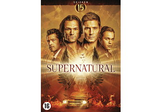 Supernatural: Saison 15 - DVD