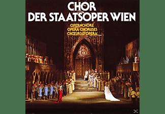 VARIOUS, Chor Der Staatsoper Wien - Opernchöre  - (CD)