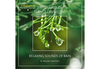 VARIOUS, Saerstedt Perlund - Entspannende Klänge Des Regens  - (CD)