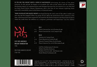 Leif Ove Andsnes - Mozart Momentum-1785  - (CD)