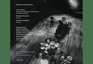 Joe Lovano, Carmen Castaldi, Crispell Marilyn - GARDEN OF EXPRESSION  - (CD)