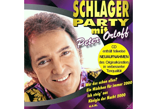 Peter Orloff - Schlagerparty Mit (Enthält Re-Recordings)  - (CD)