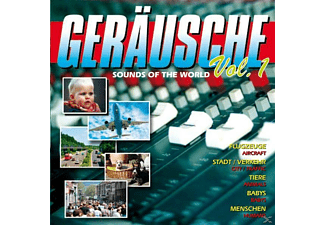 VARIOUS - Geräusche Vol.1-Sounds Of The World  - (CD)