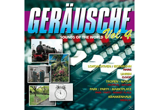 VARIOUS - Geräusche Vol.4-Sounds Of The World  - (CD)