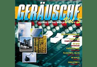 VARIOUS - Geräusche Vol.5-Sounds Of The World  - (CD)