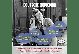 Hörbiger/Reuter/Erhardt/Various - Deutsche Comedian Klassiker  - (CD)
