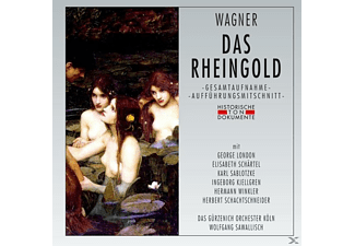 Der Gürzenich Orchester Köln - Das Rheingold  - (CD)