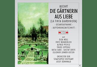 Orch.D.Staatsoper Stuttgart - Die Gärtnerin Aus Liebe (La Finta Giardiniera)  - (CD)
