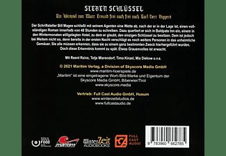 Die Schwarze Serie - Folge 17-Sieben Schlüssel  - (CD)
