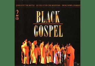 VARIOUS - Black Gospel  - (CD)