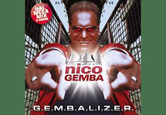 Nico Gemba - G.E.M.B.A.L.I.Z.E.R.  - (CD)