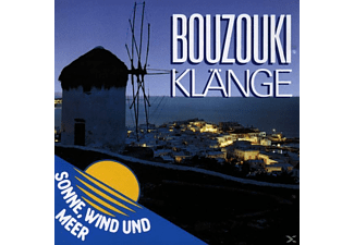 VARIOUS - Bouzouki Klänge  - (CD)